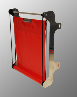 Tendina parzializzatrice per radiatore KJ001
