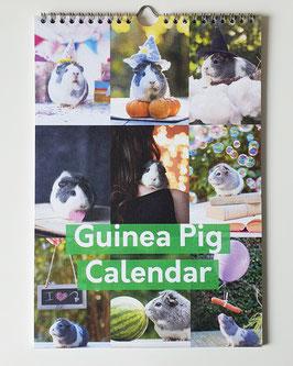 Guinea Pig Calendar