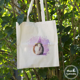 Party Pig Archie tote bag