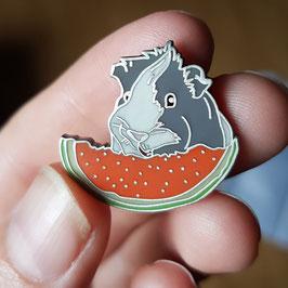 Mieps Melon Enamel Pin
