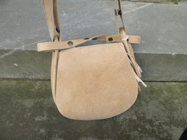 MYOMY My Saddle Bag  Leder - blond
