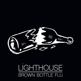 "Lighthouse - Brown Bottle Flu // Loaded - Double A-Side 7"" Vinyl"