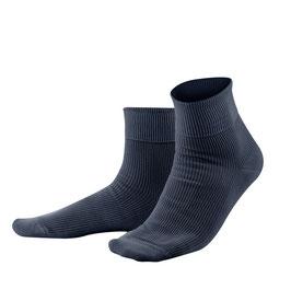 Living Crafts 100 % Baumwoll-Socken, navy 234