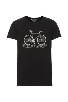 recolution Casual Shirt Ride on schwarz