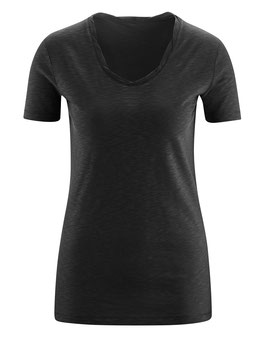 Living Crafts Shirt, verdrehte Blende schwarz 63842