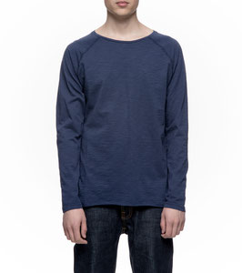 Nudie Jeans Otto Raw Hem Slub midnight