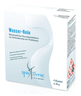 SpaTime Wasser-Rein