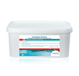 Rundum sorglos Paket auf Chlorbasis