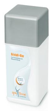 SpaTime Kristall-Klar