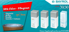 SPA Chlor Pflegeset