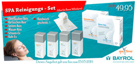 SPA Reinigungs - Set