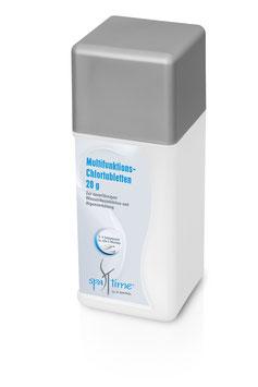 SpaTime Multifunktions-Chlortabletten 20 g