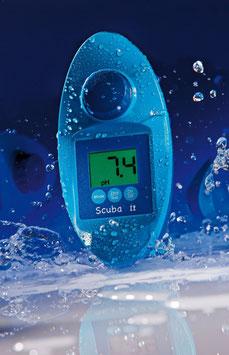 SCUBA II - Schwimmender Pooltester