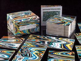 fractalphoto puzzle, 24 Teile, Motiv sunset