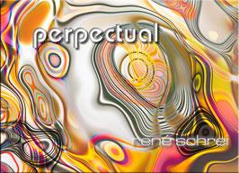 Perpectual, digital artwork 2018-2019 Buch, Hardcuvert