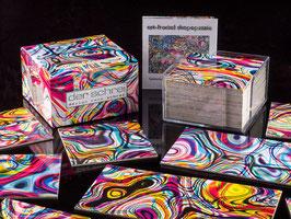 fractalphoto puzzle, 24 Teile, Motiv candy