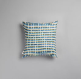 Agnes Kissen Cushion Roros Tweed -blue