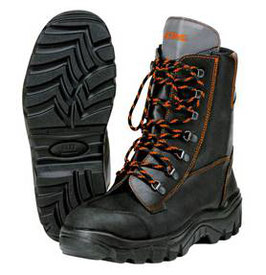 Lederen laarzen voor gebruik met kettingzagen DYNAMIC Ranger