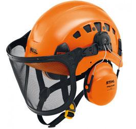 Helmset voor boomverzorging Vent Plus