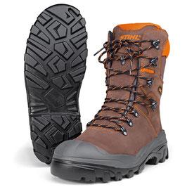 Lederen laarzen voor gebruik met kettingzagen DYNAMIC S3