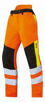 Reflecterende broek met bescherming tegen snijwonden Protect MS