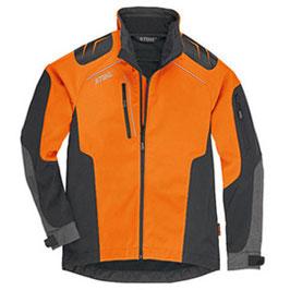 Jacks ADVANCE X-Shell Fluorescerend oranje/zwart