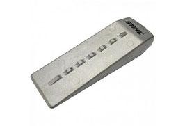 Velwig in aluminium