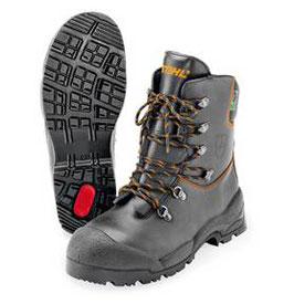 Lederen laarzen voor gebruik met kettingzagen FUNCTION