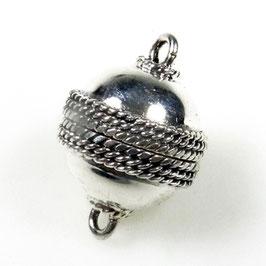 Magneetslot zilver  zkm-0020
