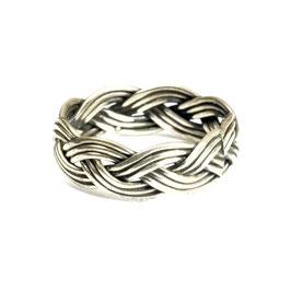 Zilveren ring 0049