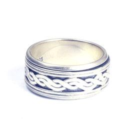 Zilveren ring  0046