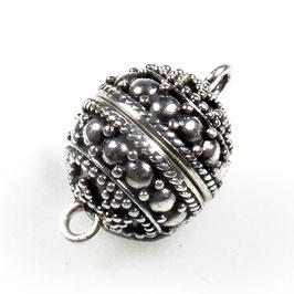 Magneetslot zilver zkm-041