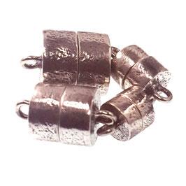 Magneetslot zilver zkm-028