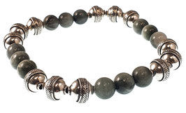 Bead armband 8mm Eagle eye