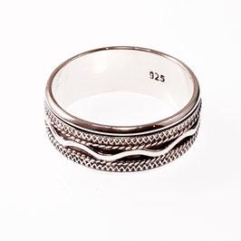 Zilveren ring  0052