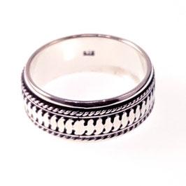 Zilveren ring  0053