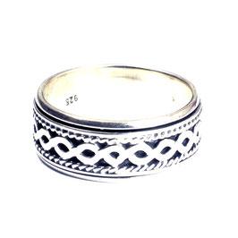 Zilveren ring  0048