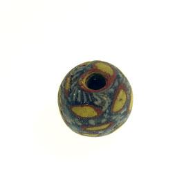 Antieke kraal , Jatim bead Indonesië 0114
