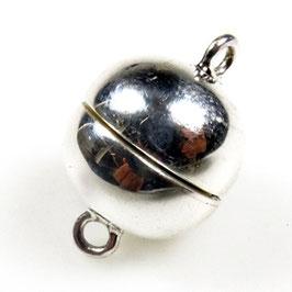 Magneetslot zilver  zkm-002