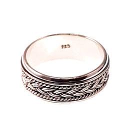 Zilveren ring  0050
