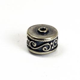 Zilveren kraal B415