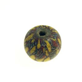 Antieke kraal , Jatim bead Indonesië 0117