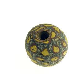 Antieke kraal , Jatim bead Indonesië 0144
