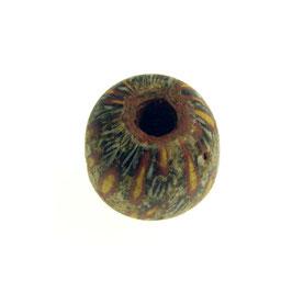 Antieke kraal , Jatim bead Indonesië 0122