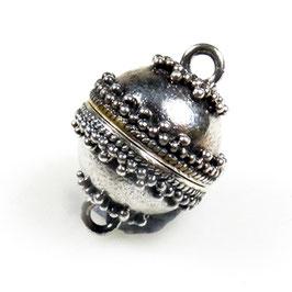 Zilveren magneetslot zkm-011