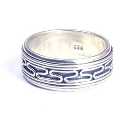 Zilveren ring  0047