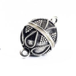 Zilveren magneetslot zkm-022