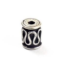Zilveren kraal ZK0135