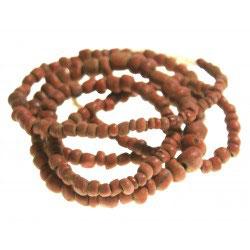 Streng antieke kralen uit Indonesië, Indo-Pacific Beads  jatim ket0061