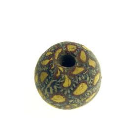 Antieke kraal , Jatim bead Indonesië 0111